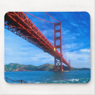 Golden Gate Bridge, California Mouse Pad