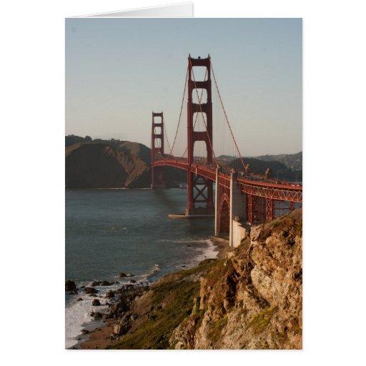 Golden Gate Bridge Cards