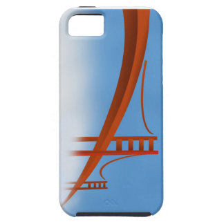 Golden Gate Bridge iPhone 5 Cases