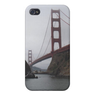 Golden Gate Bridge Case Covers For iPhone 4