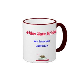 Golden Gate Bridge* Coffee Mug