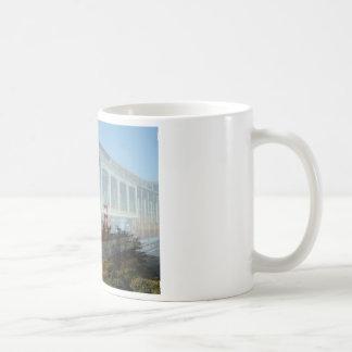 Golden Gate Bridge collage with cablecar 2.jpg Coffee Mug