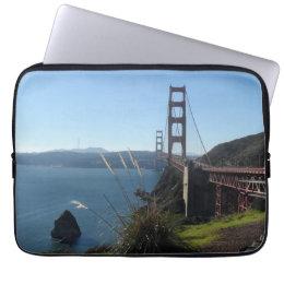 Golden Gate Bridge Computer Sleeve