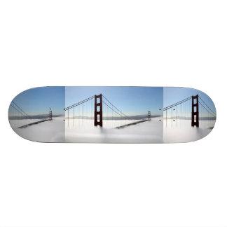 Golden Gate Bridge con niebla, Golden Gate State