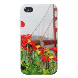 Golden Gate Bridge Cover For iPhone 4