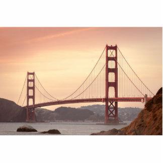 Golden Gate Bridge Cutout