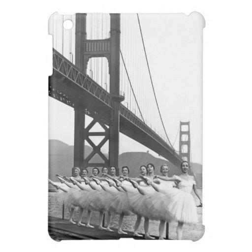 Golden Gate Bridge Dancers Cover For The iPad Mini