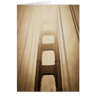 Golden Gate Bridge Detail Card