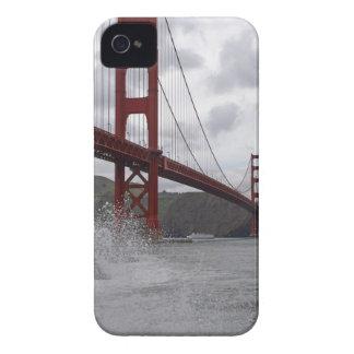 Golden Gate Bridge (Fog) iPhone 4 Case