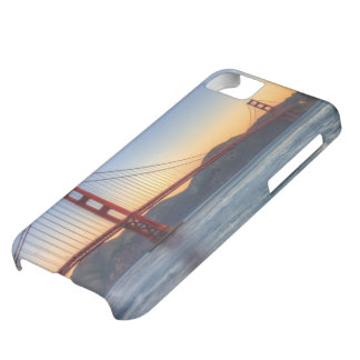 Golden Gate Bridge from San Francisco bay trail. iPhone 5C Cover