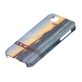 Golden Gate Bridge from San Francisco bay trail. iPhone SE/5/5s Case