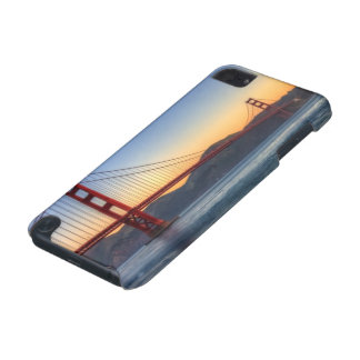 Golden Gate Bridge from San Francisco bay trail. iPod Touch (5th Generation) Case