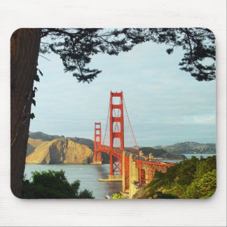 Golden Gate Bridge from the Bluff Mouse Pad