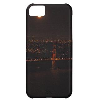 Golden Gate Bridge Full Moon iPhone 5C Case