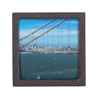 Golden Gate Bridge Gift Box