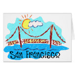 Golden Gate Bridge Greeting Cards