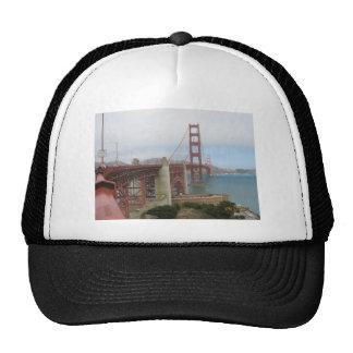 Golden Gate Bridge Hat
