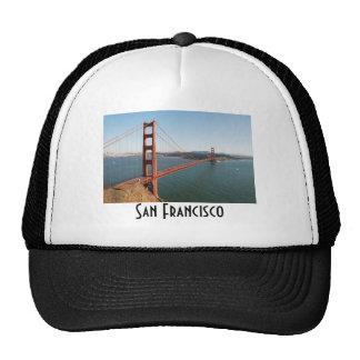 Golden Gate Bridge Hats