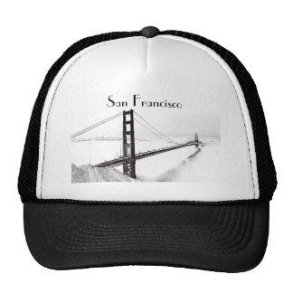 Golden Gate Bridge Hat, San Francisco Trucker Hat