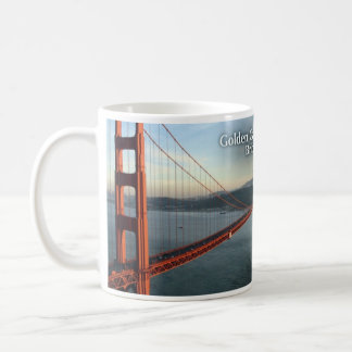 Golden Gate Bridge Historical Mug