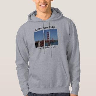 Golden Gate Bridge Hooded Sweatshirt