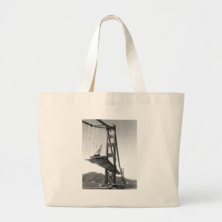 Golden Gate Bridge I Canvas Bag