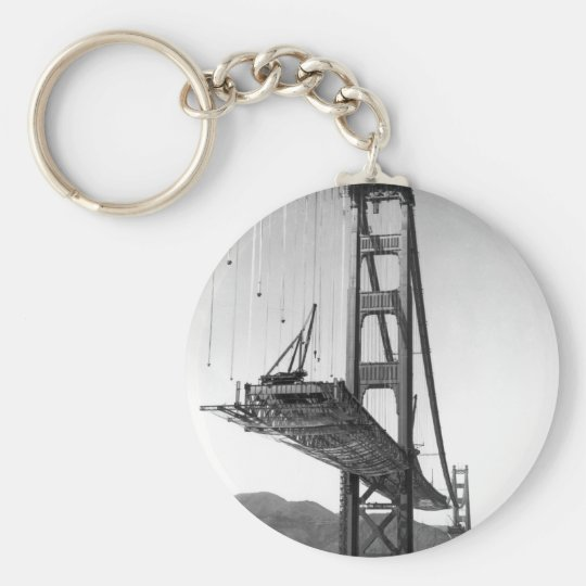 Golden Gate Bridge I Keychain