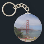 "Golden Gate Bridge II Keychain<br><div class=""desc"">Golden Gate Bridge,  SF,  CA</div>"