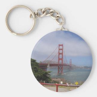Golden Gate Bridge II Keychains