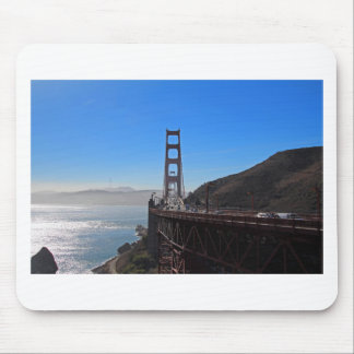 Golden Gate Bridge II Mouse Pad
