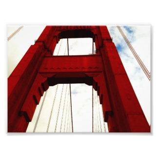Golden Gate Bridge II Photo Art
