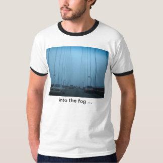 Golden Gate Bridge in Fog T-Shirt