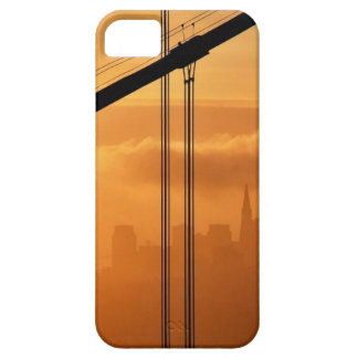 Golden Gate Bridge in front of the San Francisco iPhone SE/5/5s Case