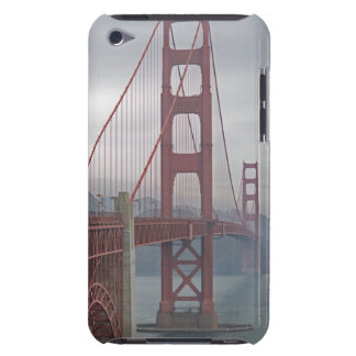 Golden gate bridge in mist. Case-Mate iPod touch case