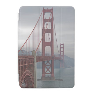 Golden gate bridge in mist. iPad mini cover