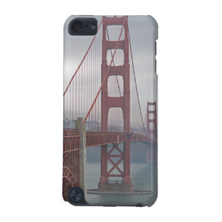 Golden gate bridge in mist. iPod touch (5th generation) cover