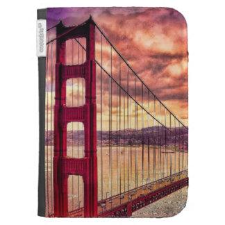 Golden Gate Bridge in San Francisco, California. Kindle 3G Cover