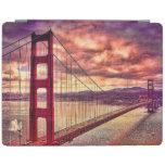 Golden Gate Bridge in San Francisco, California. iPad Cover