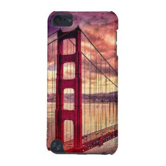 Golden Gate Bridge in San Francisco, California. iPod Touch 5G Cover