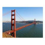 Golden Gate Bridge in San Francisco Postcards