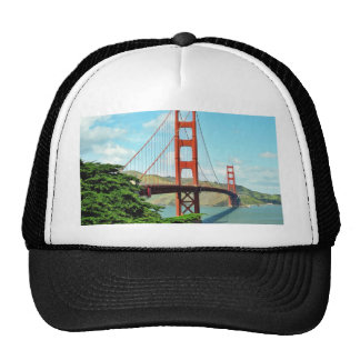 Golden Gate Bridge In San Francisco Trucker Hat