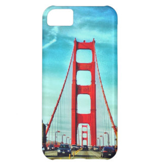 Golden Gate Bridge iPhone View Cover For iPhone 5C