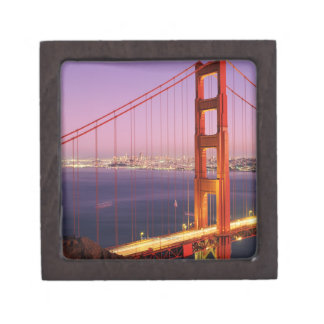 Golden Gate Bridge Jewelry Box