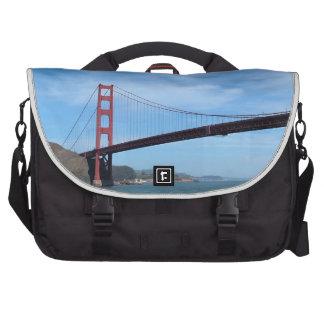 Golden Gate Bridge Laptop Bags