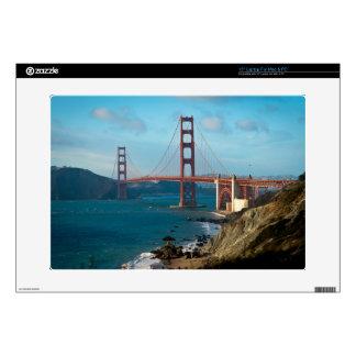 Golden Gate Bridge Laptop/Macbook/Netbook Skin