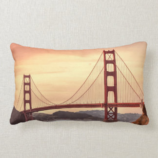 Golden Gate Bridge Lumbar Pillow
