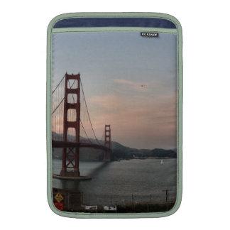 Golden Gate Bridge MacBook Sleeves