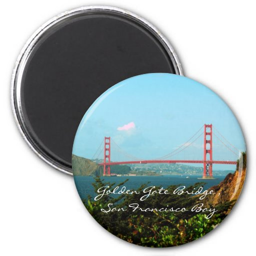 Golden Gate Bridge Magnet Zazzle