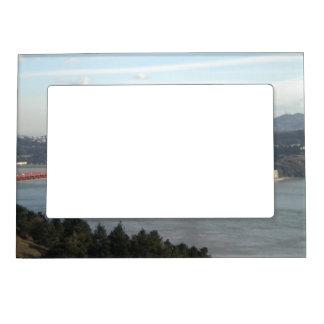 Golden Gate Bridge Magnetic Frame