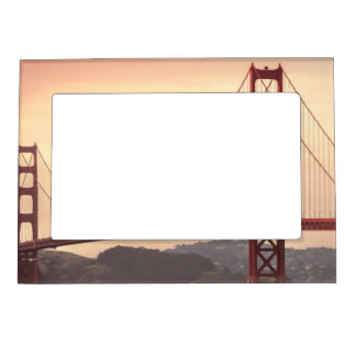 Golden Gate Bridge Magnetic Photo Frame